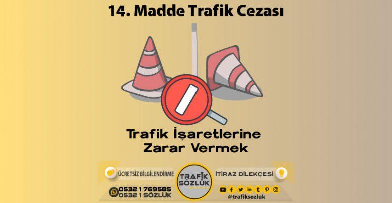 14 trafik cezası
