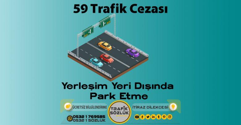 59 trafik cezası