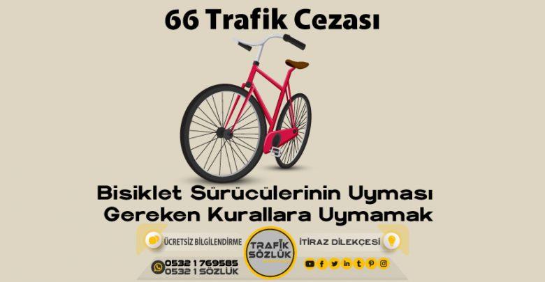 66 trafik cezası