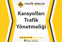Karayolları trafik yönetmeliği