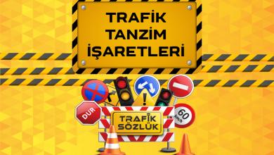 Trafik Tanzim İşaretleri