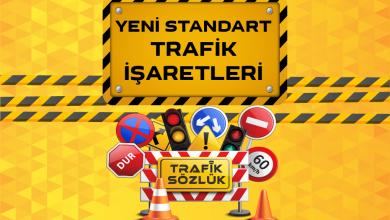 Photo of Yeni standart trafik işaretleri nedir